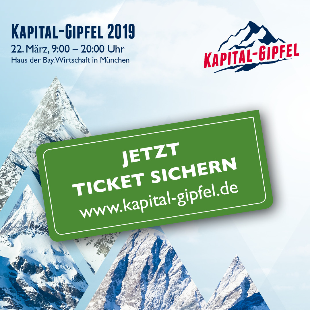 Kapital-Gipfel 2019