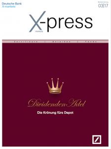 X-press DividendenAdel Eurozone Zertifikat
