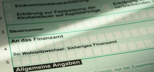 Zuverlässig steuerfrei