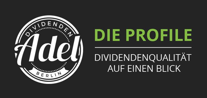 DividendenAdel Die Profile