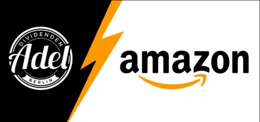 DAGA DividendenAdel gegen Amazon Header