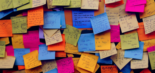 3M Post-it Header