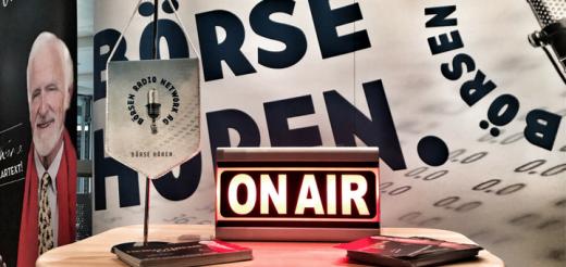 Börsenradio Interview Header