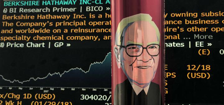Berkshire Buffett Aktionärsbrief