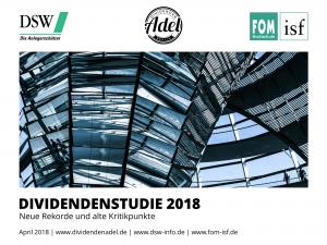 Dividendenstudie Deutschland 2018 Deckblatt-1