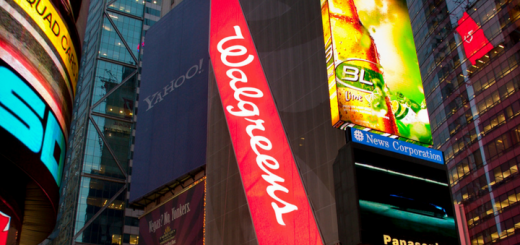 Dow Jones Walgreens Header