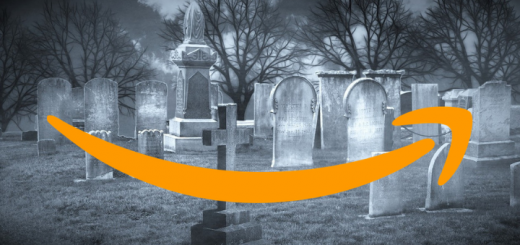 Death by Amazon Header