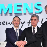 Siemens Dividendenadel HV Header
