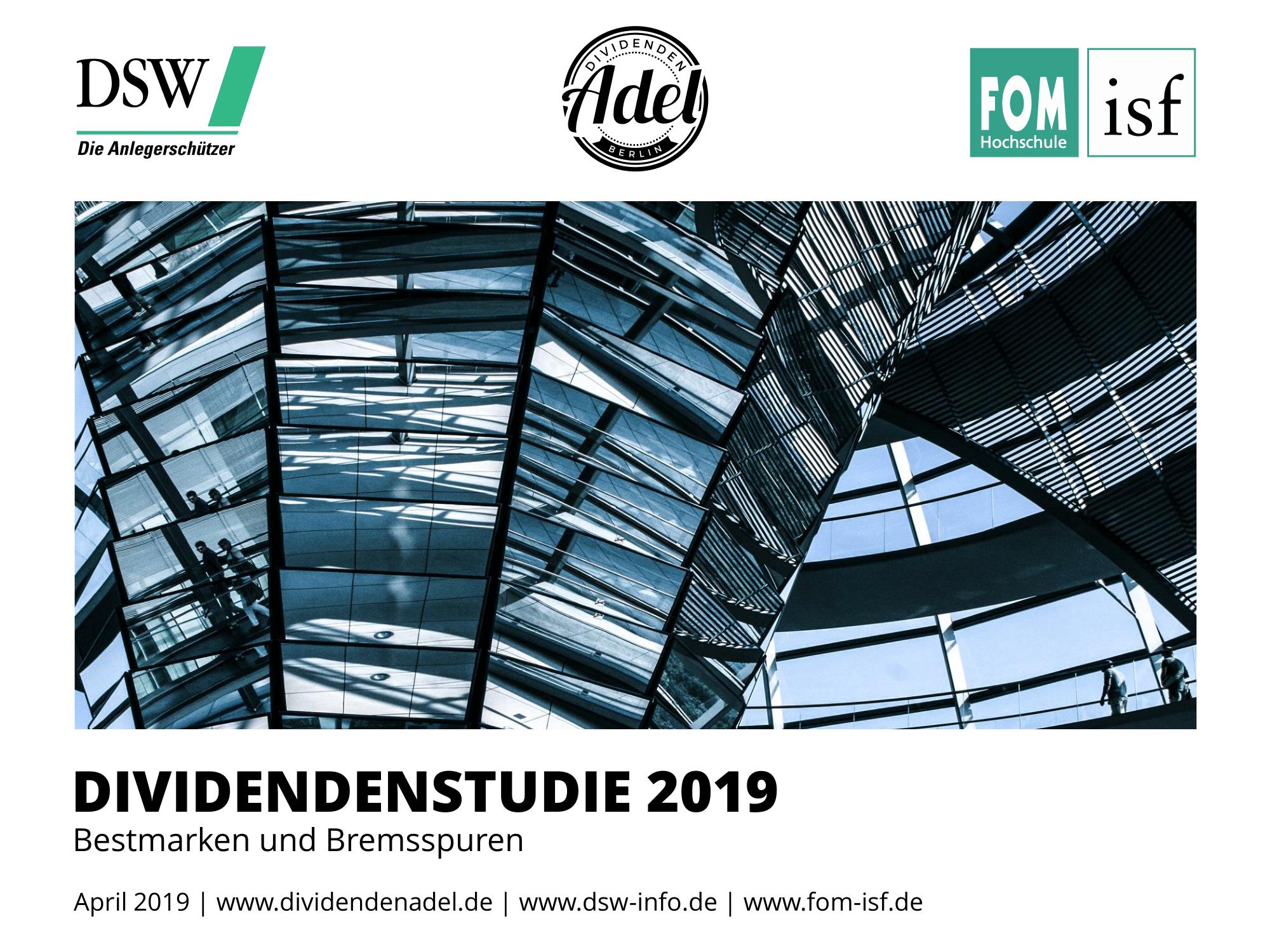 Dividendenstudie 2019 Titel